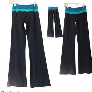 Lululemon Groove Reversible Pant Wee Stripe 2